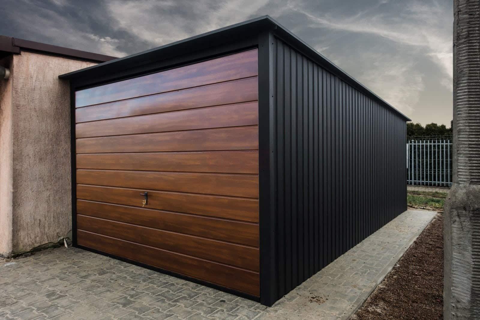 Superiority of metal garage